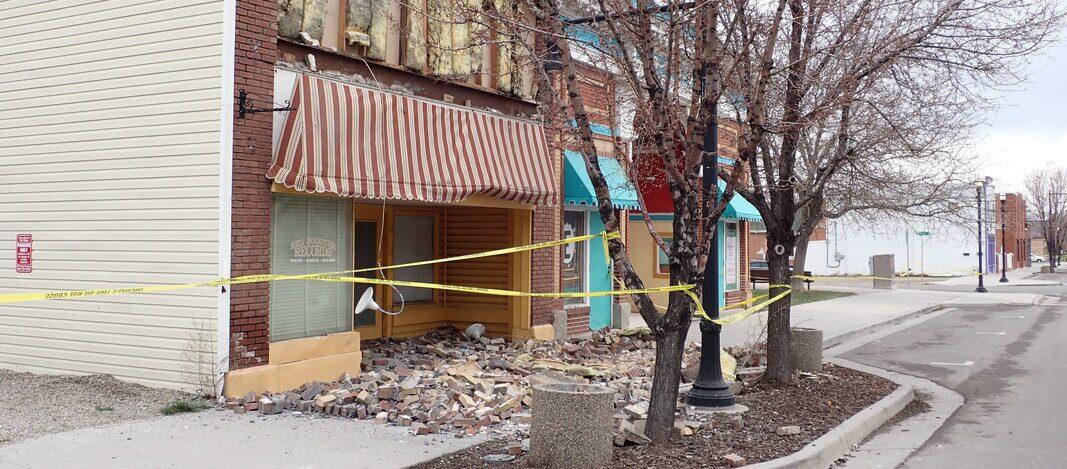 """Featured image for """"La ayuda federal por el terremoto de Utah supera los $2 millones"""""""